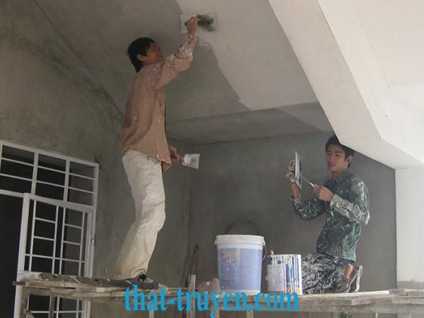Công ty sửa chữa nhà dân dụng
