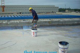 Dịch vụ chống thấm tại TPHCM chuyên nghiệp